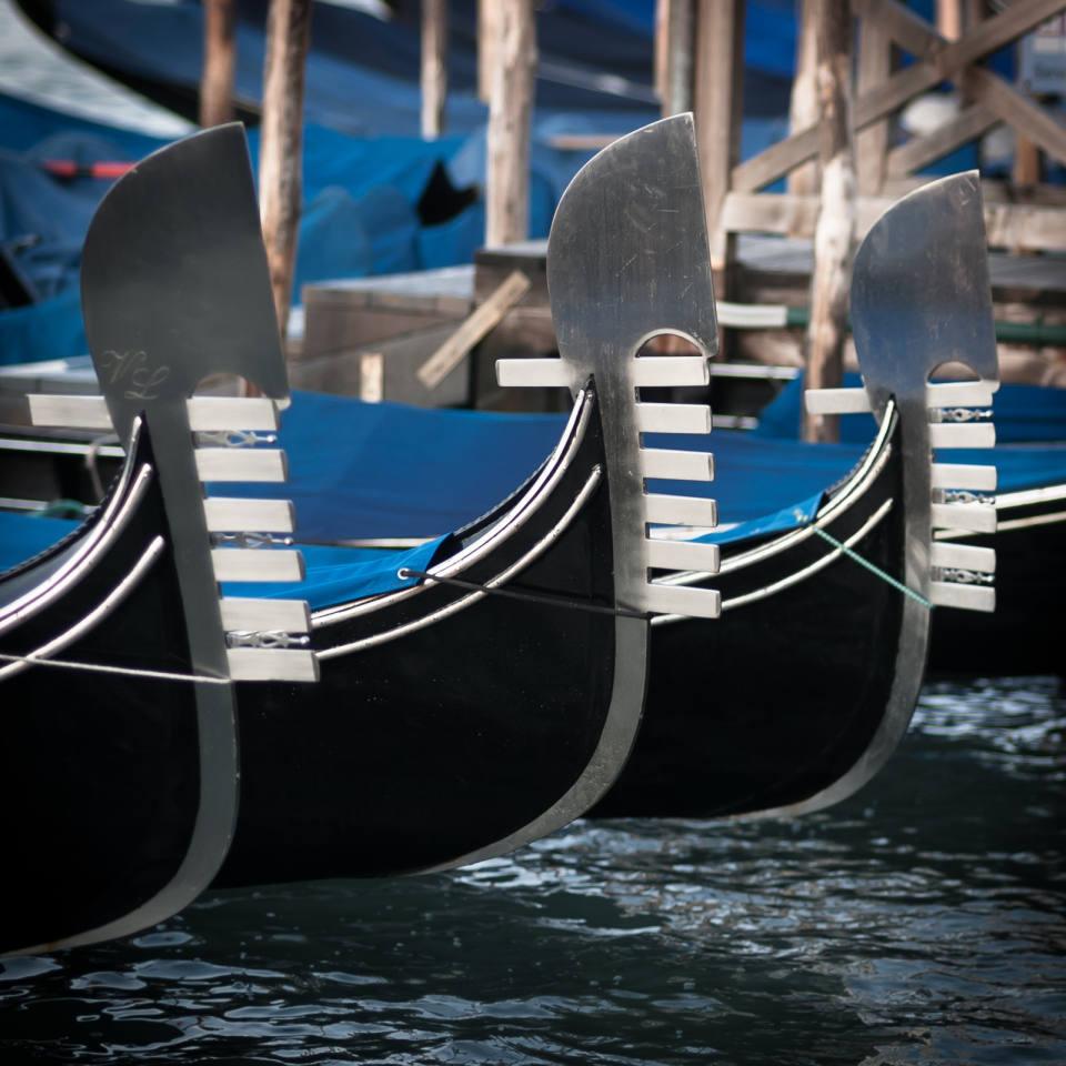 Ferro Da Gondola.Ferro Da Gondola Venedig Ii Markus Trenkle Photographie