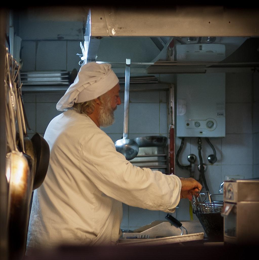 Chef di cucina, Venedig I