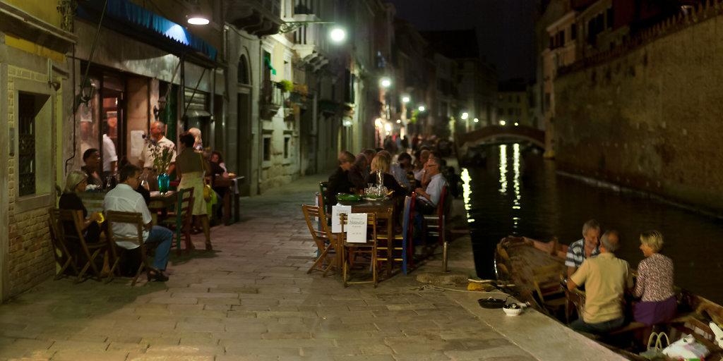 Paradiso perduto, Venedig