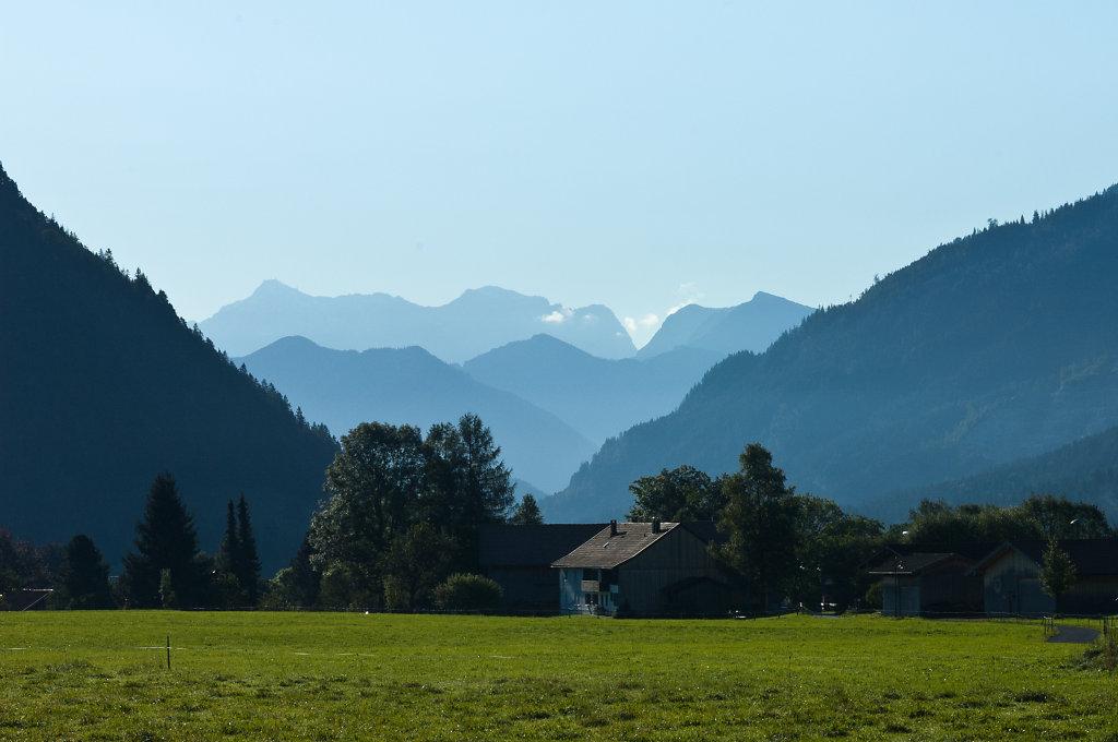 Zugspitze, Pfronten