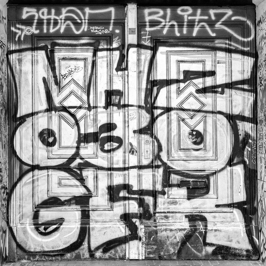 Graffiti, Berlin