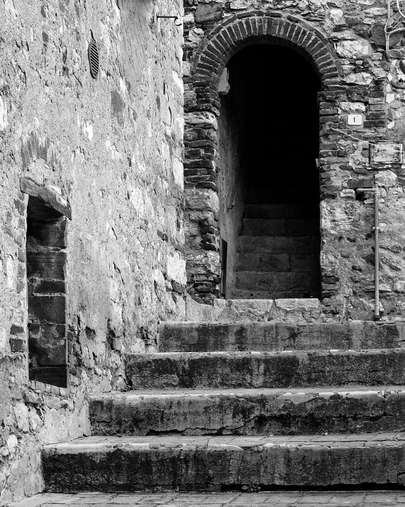 Treppe (I)